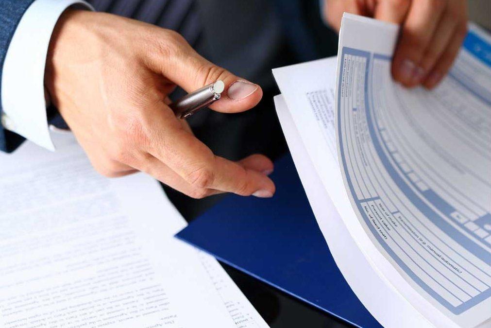 Documento legales