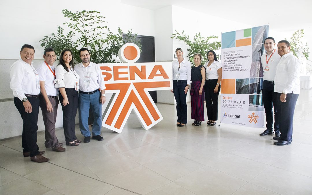 I Congreso Financiero Sena Caribe
