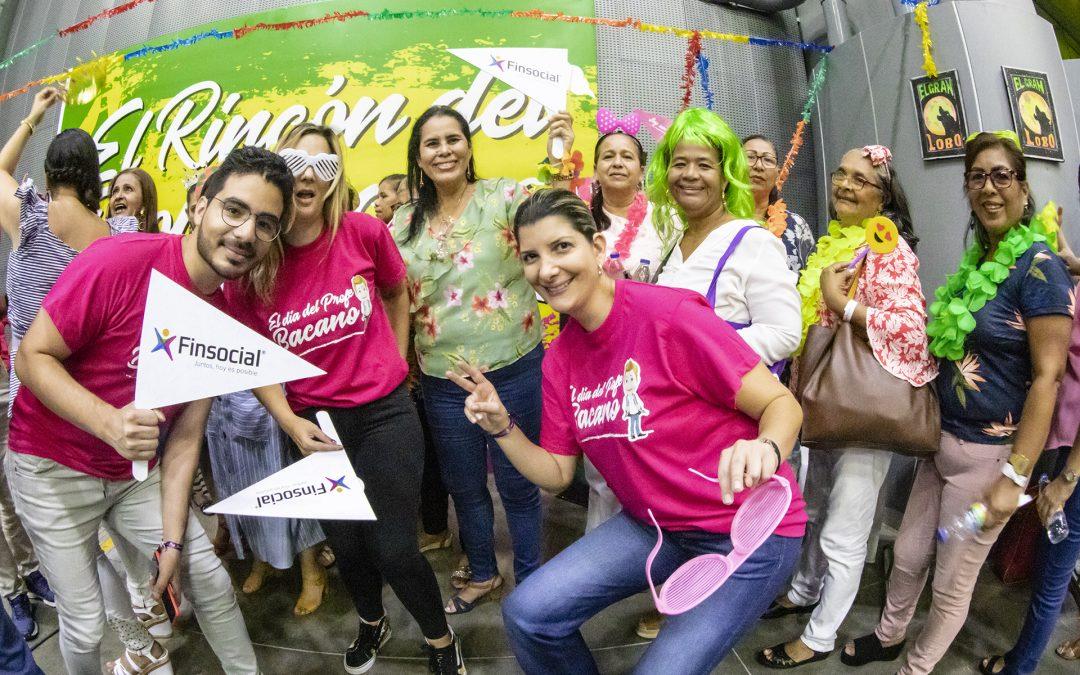Día del profe bacano Barranquilla